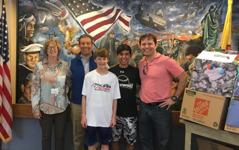 Donations For Veteran's Home