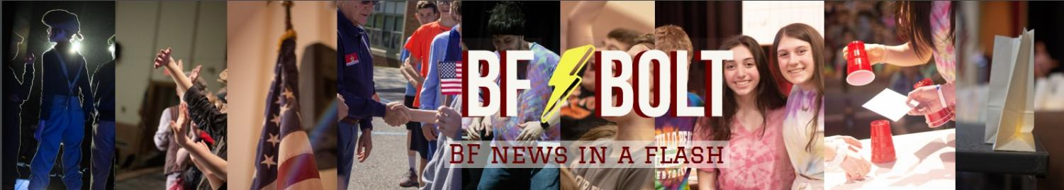 Benjamin Franklin Middle School news in a flash