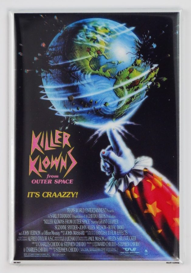 A King of Cult Classics: Killer Klowns From Outer Space