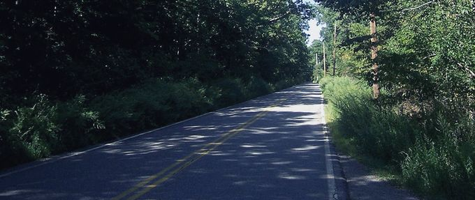 The Twists and Turns of Clinton Road