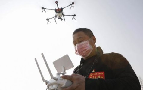 How the COVID-19 Pandemic is Revolutionizing the Drone Industry
