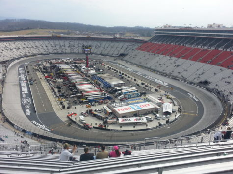 NASCAR Bristol Race Report - Slidin' Around in Dirt