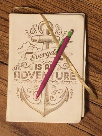 The Not So Secret Benefits of Keeping a Secret Journal